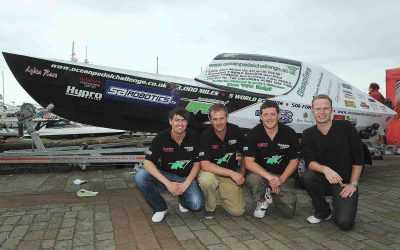 Ocean Pedal Challenge