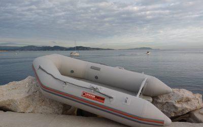 Hypro Marine distribute Orange Marine Inflatables / Tenders