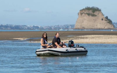 Hypro Marine distribute Takacat Catamaran Inflatables
