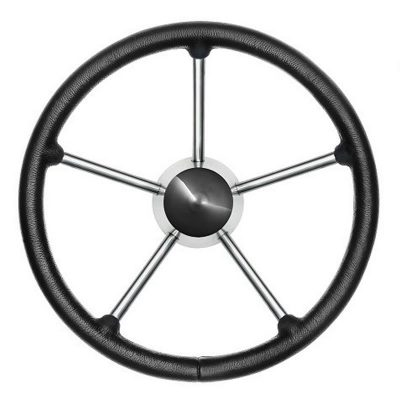 1731421P2 Destroyer 5 Spoke Steering Wheel