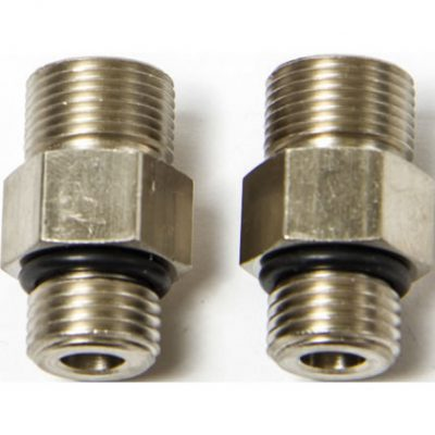 HF6009 Straight Fitting (pair) (343088)