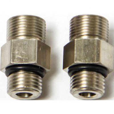 HF6009 Straight Fitting (pair) (343088)